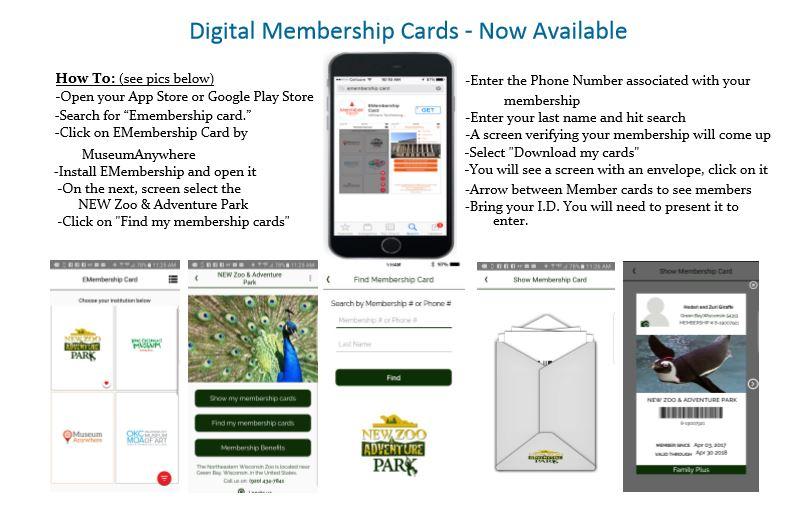 Zoo Memberships | NEW Zoo & Adventure Park